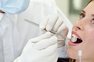 крошатся зубы при беременности