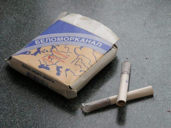 &quot,Беломорканал&quot, - одни из самых крепких сигарет