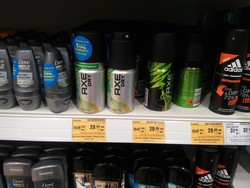 Популярные дезодоранты Axe