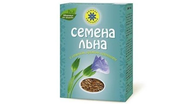 Семена льна детям: можно ли давать, при запорах, с какого возраста ...