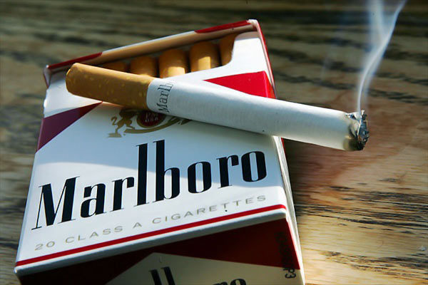 Появление Marlboro - важный эпизод в истории табакокурения