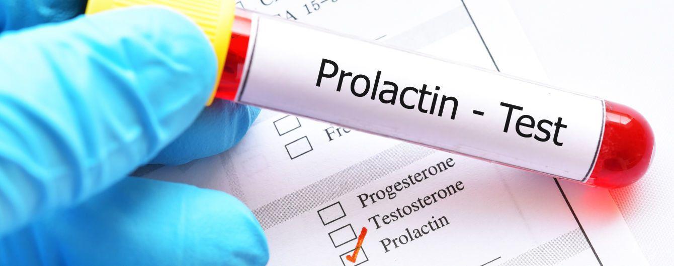 В женском организме гормон пролактин