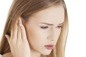заложило ухо в период беременности