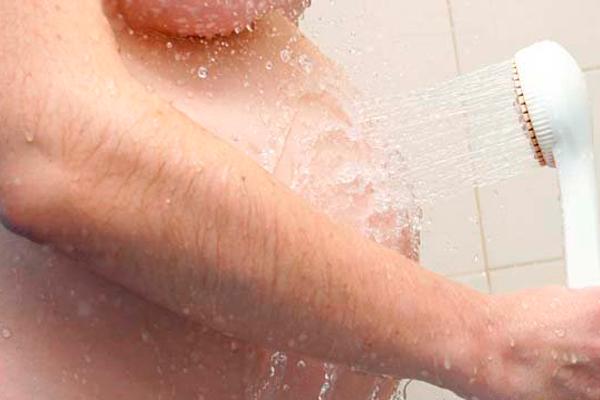Прохладный душ при беременности для поддержания гигиены