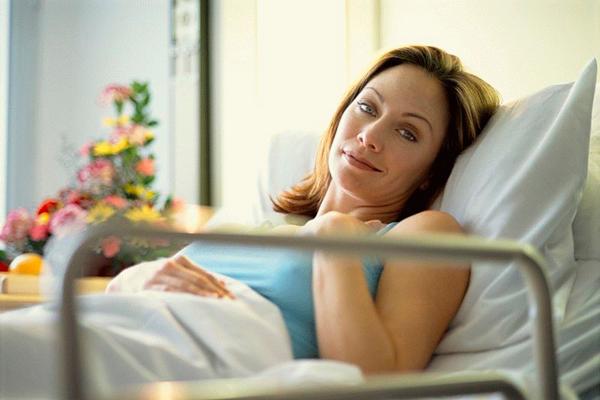 Двухчасовой постельный режим после процедуры ЭКО