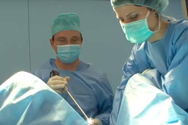Процедура фертилоскопии для диагностики проходимости маточных труб