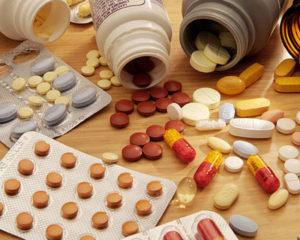 лекарства и таблетки