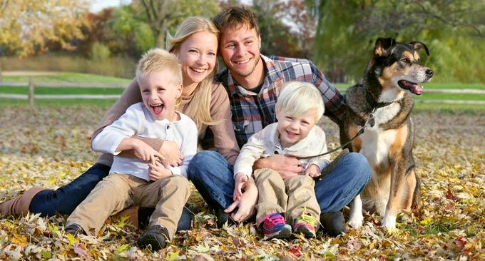 эко дети в семье