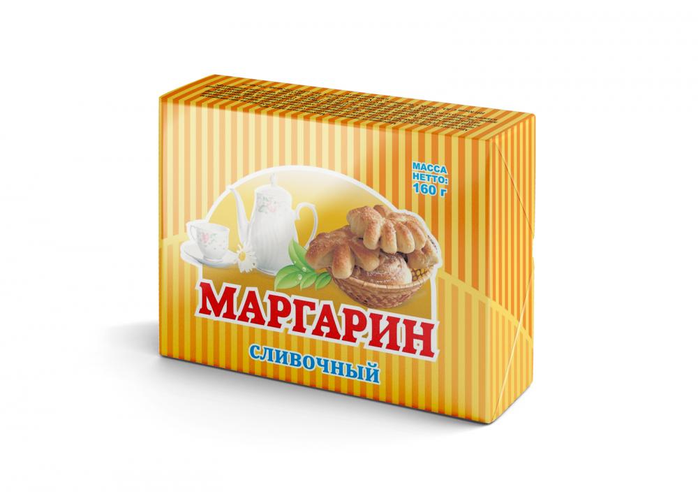 Покупка маргарина от производителя оптом в г. Москва