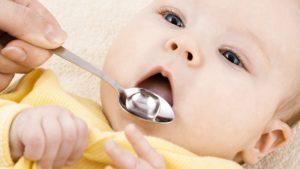 Лекарство для младенца