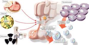 Повышенный пролактин