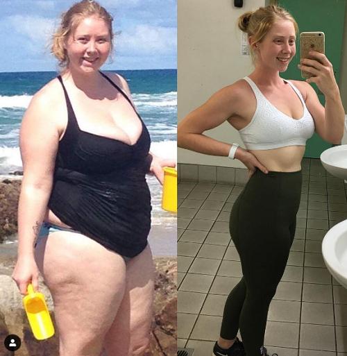 Реальные истории похудения сильно