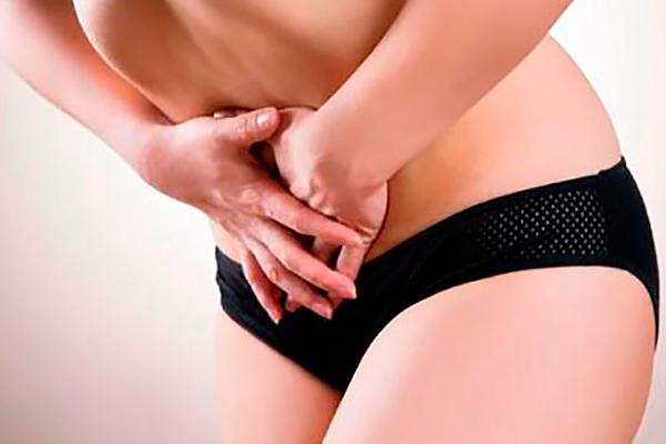 Боль внизу живота при коротком менструальном цикле