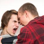 Беспричинная агрессия