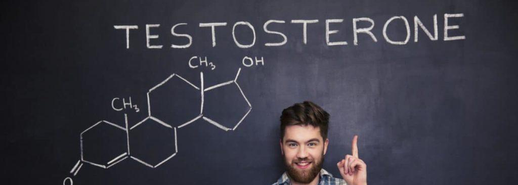 тестостерон повышение