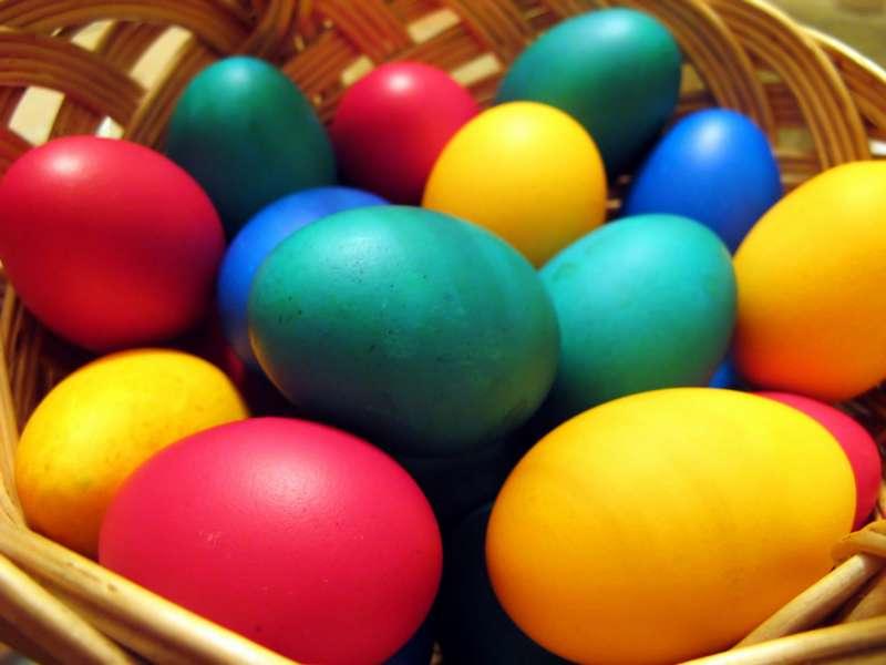 Пасхальные яйца - Коллекция клипарта - Праздники, Пасха - Бесплатный ...