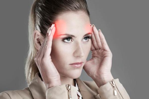 Возможная головная боль при применении противозачаточных таблеток