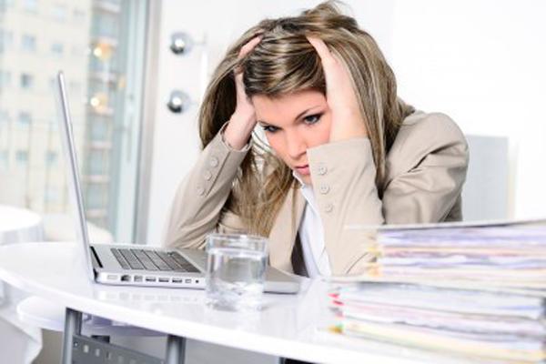 Бесплодие из-за стресса женщин