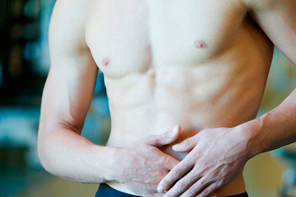 Боль в паху у мужчин как один из симптомов понижения уровня лецитиновых зерен в секрете простаты