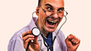 Безумный врач