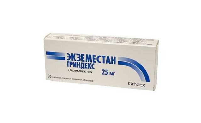 Экзаместан препарат