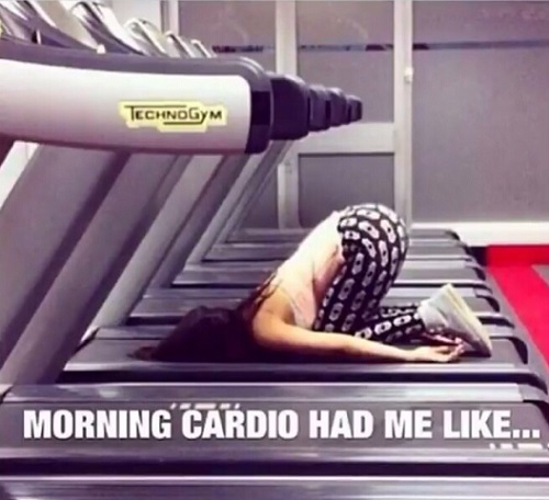 Все, что вы хотели знать о кардио тренировках: сжигает ли спорт на пустой желудок больше жира?