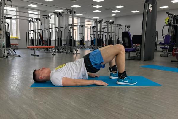 Занятия физкультурой для устранения простатита