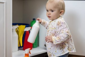 Ребенок и химикаты
