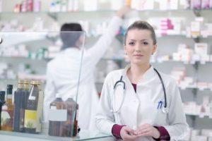 Аптека и фармацевт