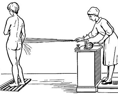Душ Шарко: начистоту о процедуре пустышке - анализ &quot,пользы&quot,