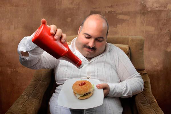 Олигоспермия в следствии лишнего веса у мужчины