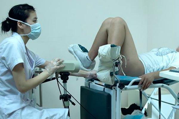 Выявление ложной беременности на гинекологическом осмотре