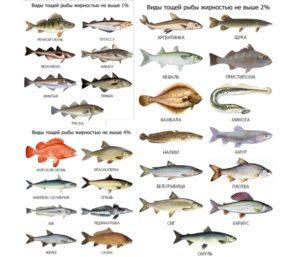 рыба при панкреатите