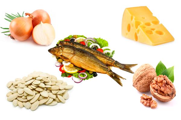 Правильное питание для улучшения качества спермы