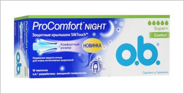 на картинке procomfort-night
