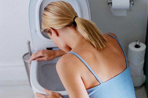 Возможная тошнота из-за токсикоза на 6-й недели беременности