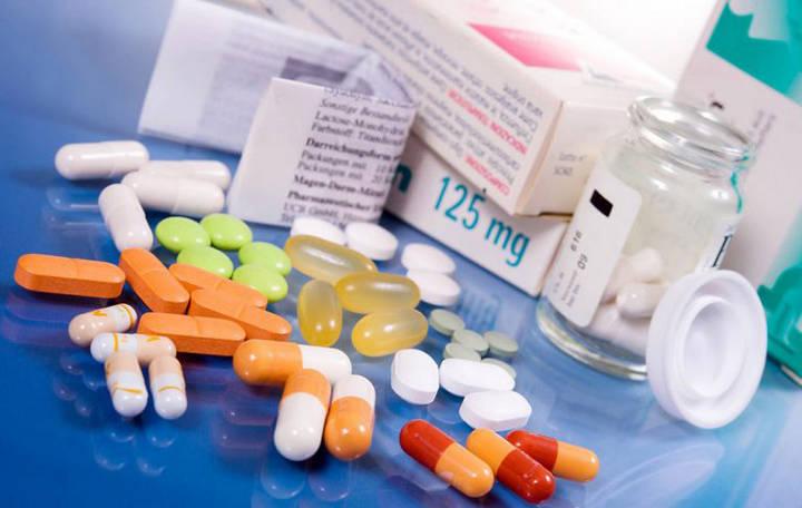 Отдельные медикаментозные препараты