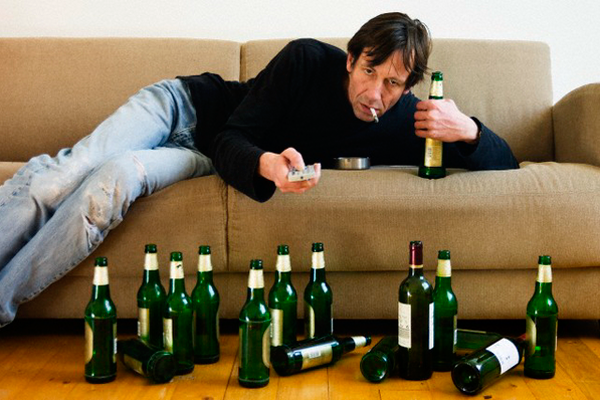 Злоупотребления алкогольными напитками, как одна из причин повышения концентрации гормона ФСГ