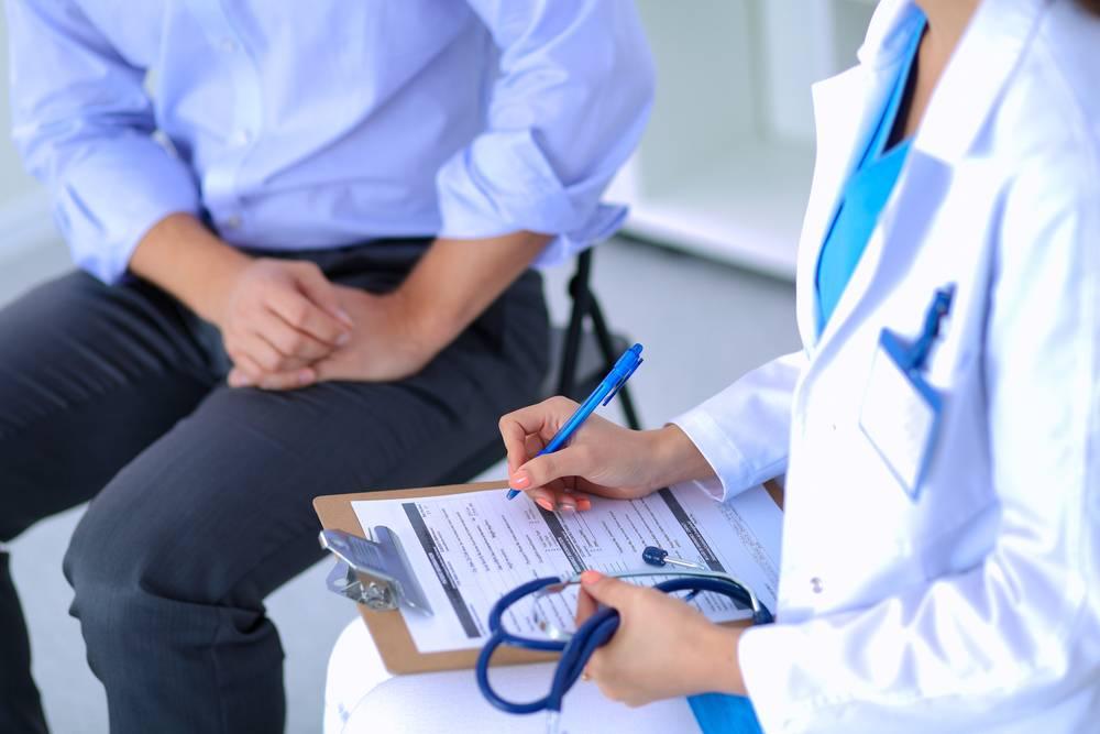 Недостаток прогестерона у мужчин