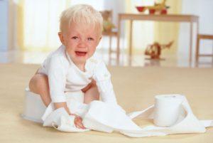 понос у ребенка 5 дней