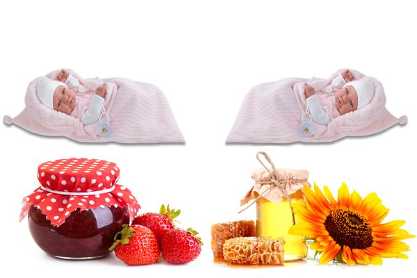 Продукты способствующие зачать девочек близняшек