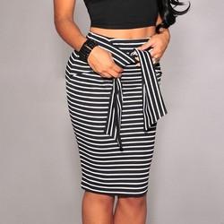 Тесная юбка