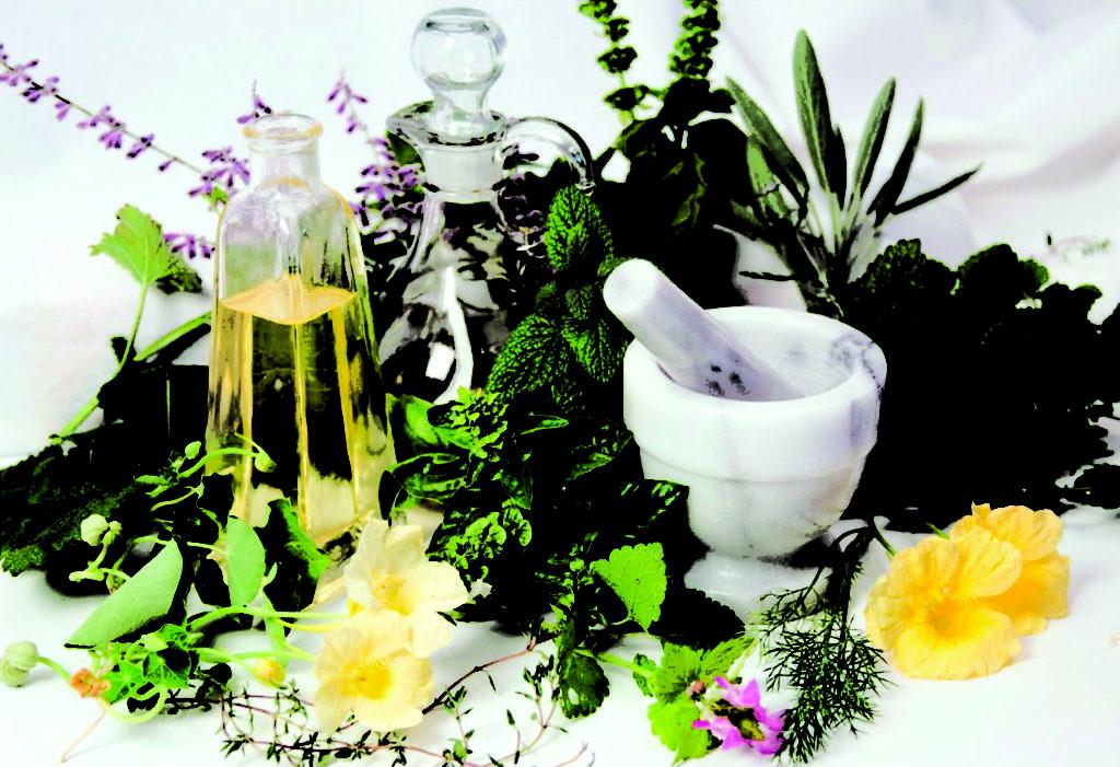 Народные рецепты и травы