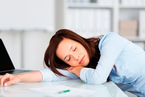 Симптом беременности - сонливость