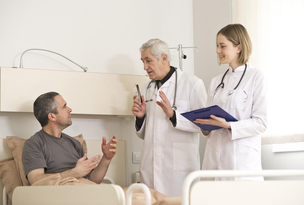 обсуждать только со своим лечащим доктором