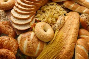 Хлеб и злаковые