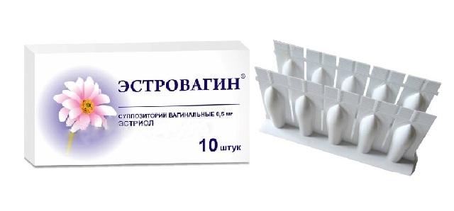 Лекарственный препарат Эстровагин
