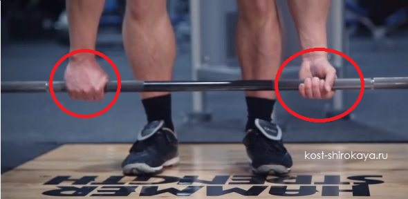 Румынская мертвая становая тяга на прямых ногах,что такое разнохват