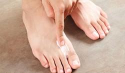 Профилактика запаха от ног