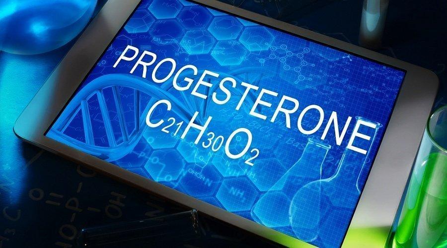 Что представляет собой прогестерон